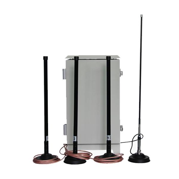 Bluetooth blocker - 5 Antennas Walkie-talkie Blocker
