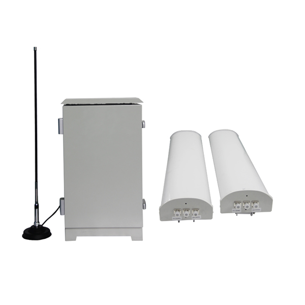 Band in antenna of jammer - 5 Antennas Anti Jamming