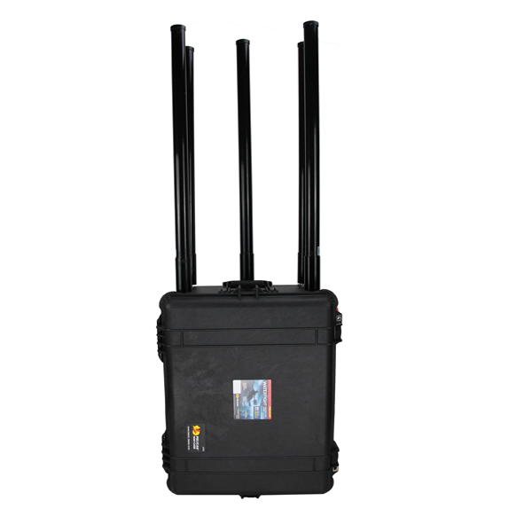 Blocker spy - 8 Antennas VHF Blocker